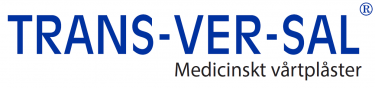 trans-ver-sal medicinskt vårtplåster logo